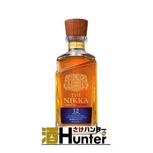 【限定品】ザ・ニッカ 12年 ウイスキー 43度 700ml(箱なし)|sake-hunter
