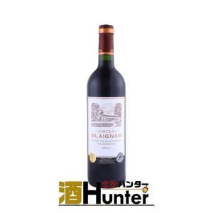 フランス シャトー・ブレイニャン 赤 750ml sake-hunter