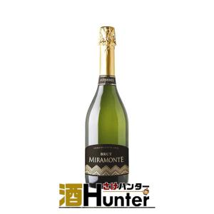 ミラモンテ ブリュット スパークリング 白 750ml|sake-hunter