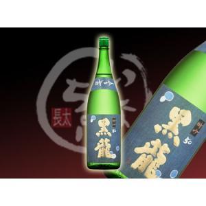 黒龍 特撰吟醸 1800ml|sake-inacho
