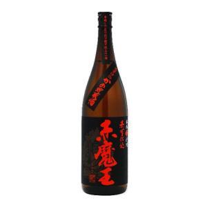 赤魔王(あかまおう) 本格芋焼酎 25度 1800ml瓶 宮崎県 櫻の郷酒造|sake-izawa