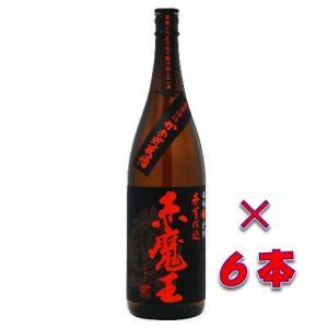 赤魔王(あかまおう) 25度 1800ml瓶 1ケース(6本入り) 宮崎県 櫻の郷酒造|sake-izawa