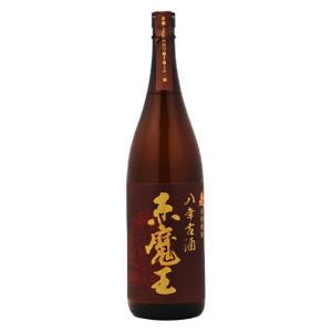 赤魔王(あかまおう) 麦八年古酒 本格麦焼酎 25度 1800ml瓶 宮崎県 櫻の郷酒造|sake-izawa