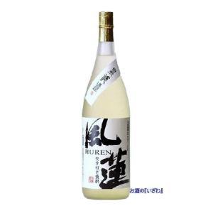 (おおいた銘醸蔵)風連(ふうれん) 常圧蒸留・無ろ過・樫樽貯蔵 本格麦焼酎 25度 1800ml 瓶 大分県 赤嶺酒造場|sake-izawa