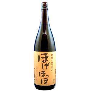 ほげほっぽ(ホゲホッポ) 常圧蒸留 本格麦焼酎 25度 1800ml瓶 大分県臼杵市 久家本店|sake-izawa
