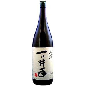 清酒上撰 一の井手(いちのいで)糖類無添加 1800ml瓶 大分県臼杵市 久家本店|sake-izawa