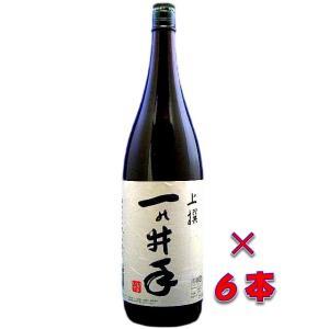 (送料無料)清酒上撰 一の井手(いちのいで)糖類無添加 1800ml瓶 1ケース(6本) 大分県臼杵市 久家本店|sake-izawa
