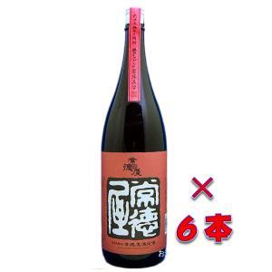 常徳屋(じょうとくや) 昔ながらの常圧蒸留 本格大分むぎ焼酎 25度 1800ml瓶 1ケース(6本) 大分県宇佐市 常徳屋酒造場|sake-izawa