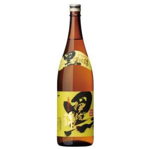 黒伊佐錦(くろいさにしき)黒麹仕立て 本格芋焼酎 25度 1800ml瓶 鹿児島県 大口酒造|sake-izawa