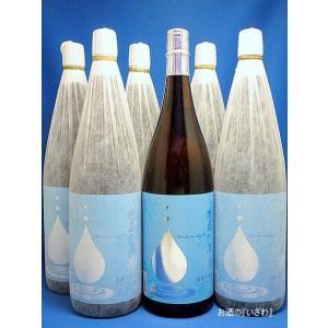 磨晶の滴(ましょうのしずく) 25度 1800ml瓶 1ケース(6本) 本格大分むぎ焼酎 大分県宇佐市 常徳屋酒造場|sake-izawa
