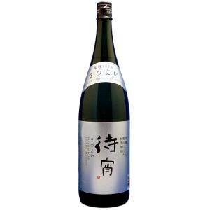 待宵(まつよい 6本で送料無料) 全麹仕込 減圧蒸留 28度 1800ml瓶 プレミアム米焼酎 熊本県人吉市 高橋酒造|sake-izawa