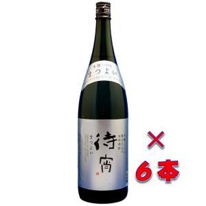 待宵(まつよい) 全麹仕込 減圧蒸留 28度 1800ml瓶 1ケース(6本) プレミアム米焼酎 熊本県人吉市 高橋酒造|sake-izawa
