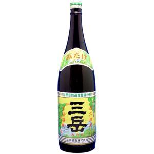 三岳(6本で送料無料) 本格芋焼酎 25度 1...の関連商品1