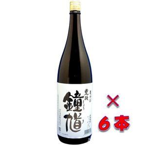 豊後 鐘馗(ぶんごしょうき) 本格むぎ焼酎 20° 1800ml 瓶 1ケース(6本) 鹿児島県 若松酒造|sake-izawa
