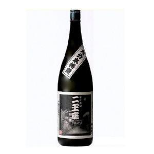 (おおいた銘醸蔵)二王座(におうざ) 常圧蒸留 本格麦焼酎 25度 1800ml 瓶 大分県臼杵市 久家本店 sake-izawa