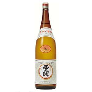 清酒 西の関 花(6本で送料無料) 1800ml瓶 大分県 萱嶋酒造|sake-izawa