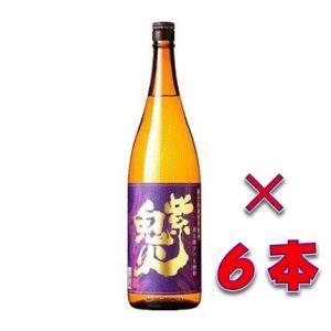 鬼火 紫(おにびむらさき) 本格芋焼酎 25度 1.8l瓶 1ケース(6本) 鹿児島県 田崎酒造|sake-izawa
