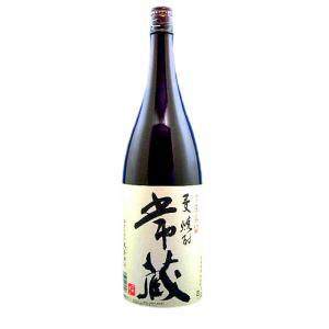 常蔵(つねぞう) 常圧蒸留  本格麦焼酎 25度 1800ml 瓶 大分県臼杵市 久家本店|sake-izawa