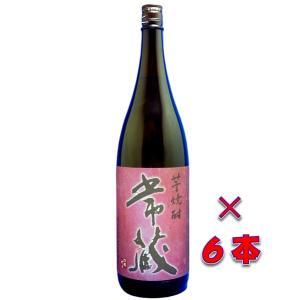 常蔵(つねぞう) 芋焼酎 25度 1800ml瓶 1ケース(6本) 大分県臼杵市 久家本店|sake-izawa