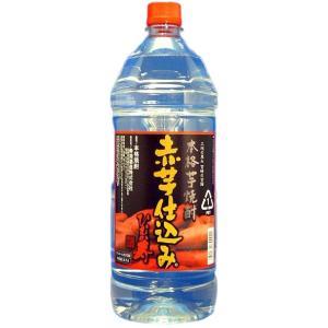 ひむか寿 赤芋仕込み (あかいもしこみ) 本格芋焼酎 20度 2700mlペット 宮崎県 寿海酒造 sake-izawa