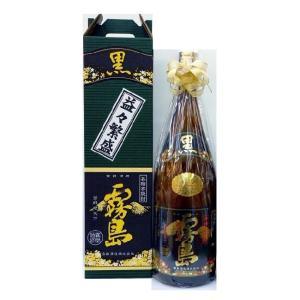 黒霧島(くろきりしま) 25度 4500ml瓶 益々繁盛ボトル 宮崎県都城市 霧島酒造|sake-izawa