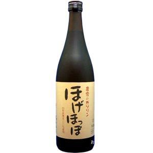 ほげほっぽ(ホゲホッポ) 常圧蒸留 本格麦焼酎 25度 720ml瓶 大分県臼杵市 久家本店|sake-izawa