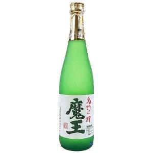 魔王(12本まで1個口) 本格芋焼酎 25度 720ml (箱入りではありません)|sake-izawa