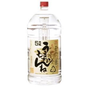 うまかもんね 麦焼酎25° 5000ml ペットボトル 宮崎県 神楽酒造|sake-izawa