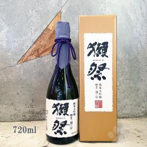 日本酒 獺祭 だっさい 純米大吟醸 磨き二割三分 720ml デラックスカートン入り おひとり様12...