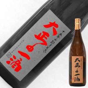 大正の一滴 芋焼酎 25度 1800ml|sake-kura