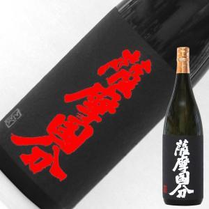 薩摩国分 原酒 芋焼酎 36度 1800ml|sake-kura