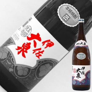 伊佐大泉 芋焼酎 25度 1800ml|sake-kura