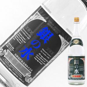 銀の水 麦焼酎 25度 1800ml|sake-kura