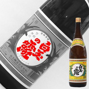 白玉の露 芋焼酎 25度 1800ml|sake-kura