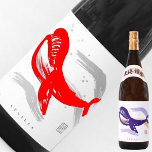 くじらのボトル綾紫<黒> 芋焼酎 25度 1800ml|sake-kura