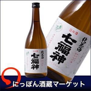 純米酒 七福神|sake-market
