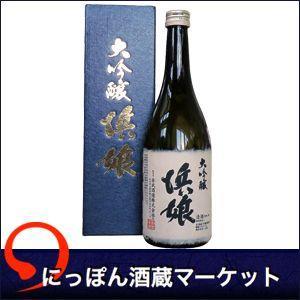 浜娘 大吟醸 720ml|sake-market