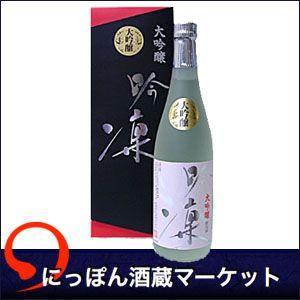 月の井 大吟醸 吟凛 720ml|sake-market
