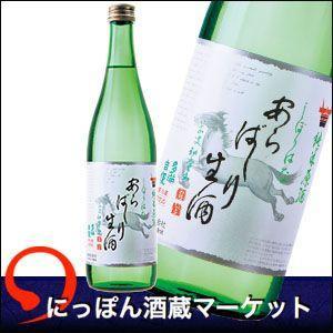 多満自慢 純米生原酒 あらばしり 720ml|sake-market