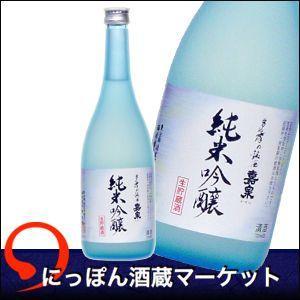 嘉泉 純米吟醸 生貯蔵酒 720ml|sake-market