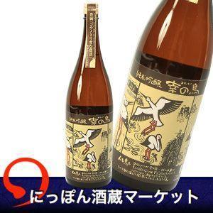 竹泉 純米吟醸 幸の鳥 720ml|sake-market