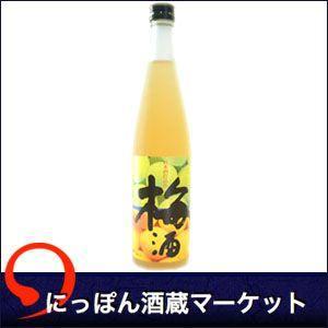 月の井 日本酒仕込み 梅酒 500ml|sake-market