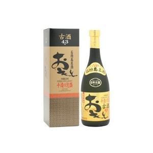 泡盛 おもと6年古酒ゴールド 43%720ml|sake-miyatoyasaketen