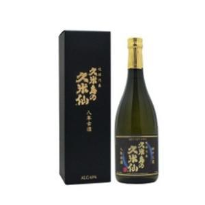 泡盛 久米島の久米仙 8年古酒 43度 720ml|sake-miyatoyasaketen