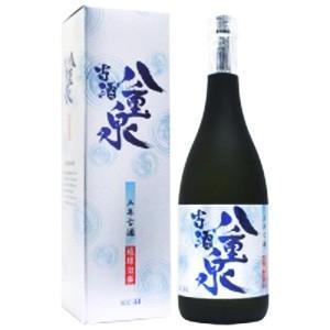 泡盛 古酒 八重泉 44度720mL|sake-miyatoyasaketen