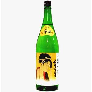 くどき上手 純米吟醸   辛口 1800mL