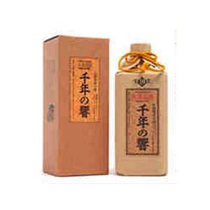 千年の響 泡盛25度 720ML|sake-miyatoyasaketen