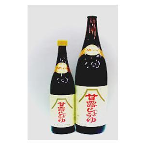 天野・甘露しょうゆ  720mL|sake-miyatoyasaketen