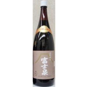 天野・富士泉 醤油 1800ml|sake-miyatoyasaketen