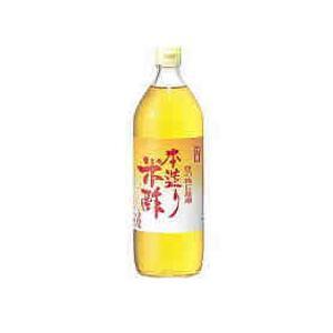 内堀・本造り米酢 900ML|sake-miyatoyasaketen